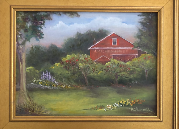 """Apple Barn"""