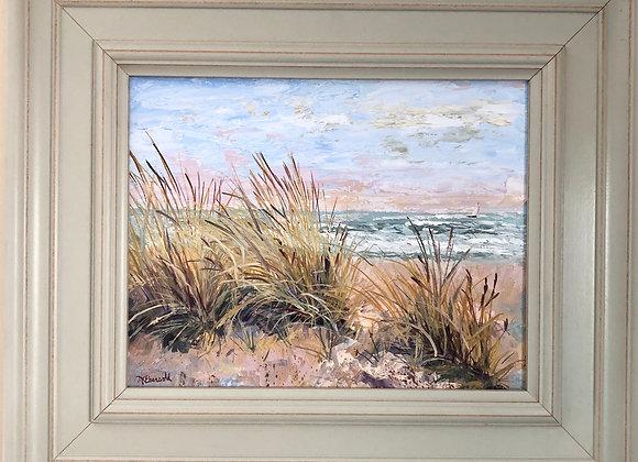 8 x 10 Oil Painting - Framed