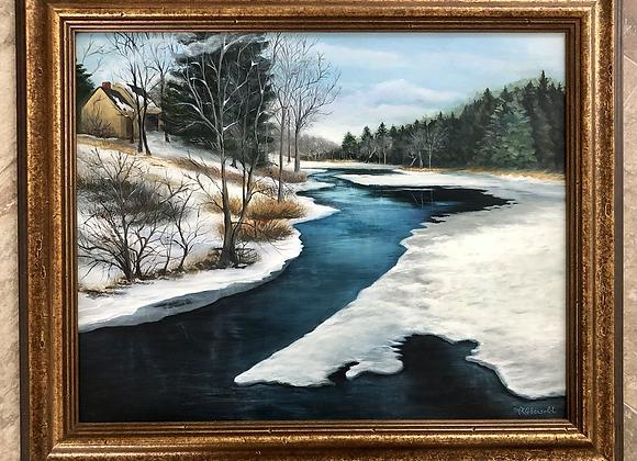 """Winter Stream"""