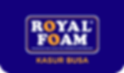Logo - RoyalFoam2018_KasurBusa_for Websi