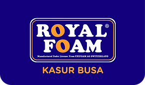 Logo - RoyalFoam2018_KasurBusa_for Websi