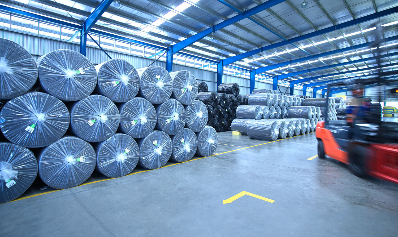 Royal Foam ISO Standard Warehouse