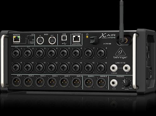 Behringer XR18 18 Channel Digital Mixer