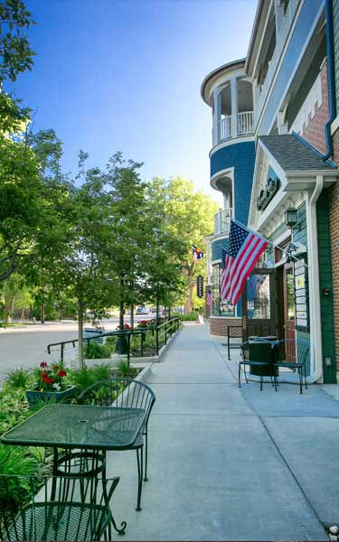 So much to do in Downtown Parker
