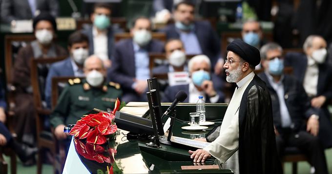 Beholden to Khamenei and the IRGC, Raisi will stick to the hardline script