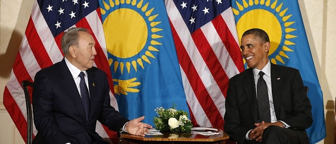 The US and Kazakh Peacemaking