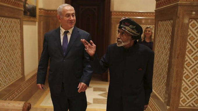 The Gulf State That Might Get Israel and Iran Talking