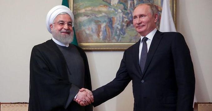 Russia, Iran, and economic integration on the Caspian Copy