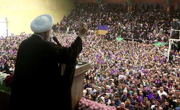 Rouhani Goes to War Against Iran's Deep State