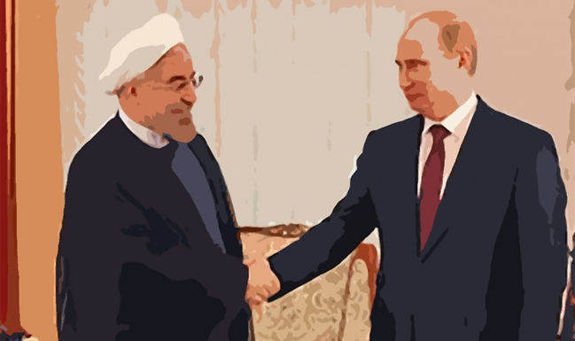 Shrimp, SAMs, and the Limits of Russian-Iranian Romance