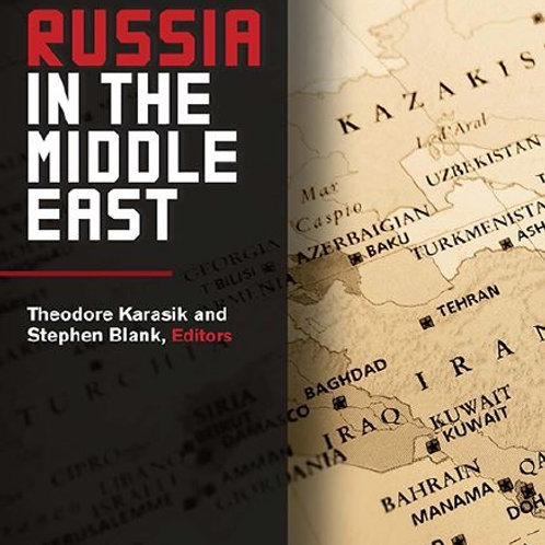 Russia In The Middle East
