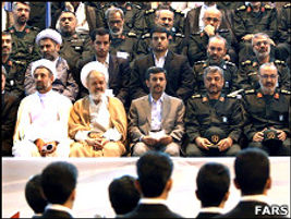 The Iran-Iraq War and the rise of the IRGC