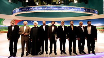 Iran presidential candidates 'cry for overhaul of foreign policy'
