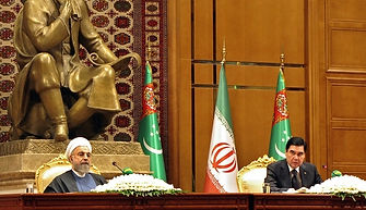 """Does Iran have a """"bridge"""" to Central Asia?"""