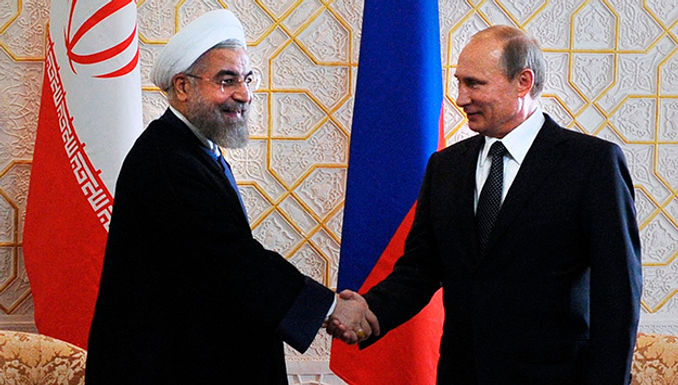 Russia, Iran and the Syrian Test