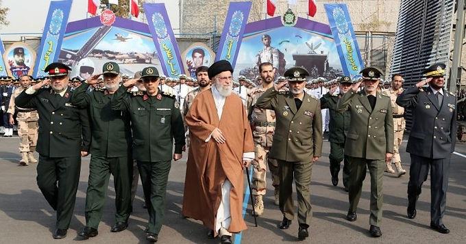Trump and Iran's Revolutionary Guards after Qassem Soleimani