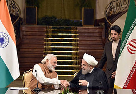 Why Iran and India Are Getting Closer