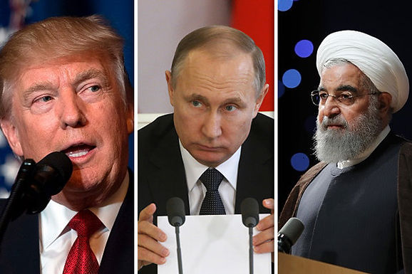 Iran's Trump Cards