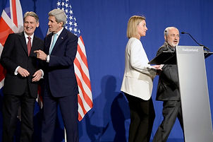 Syria peace talks would be nowhere without the Iran nuclear deal