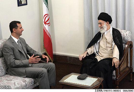 The Iran-Syria-Turkey Triangle