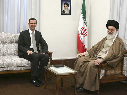 Iran and Assad in the Age of Trump