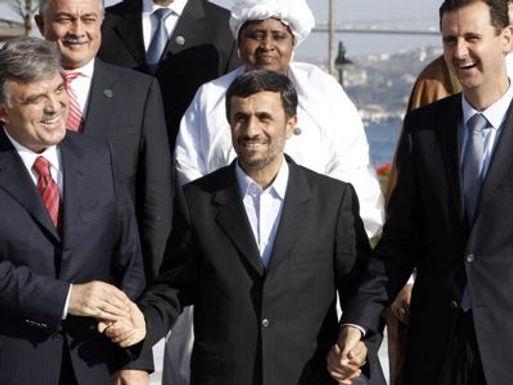 Arab Spring Creates New Rifts between Turkey and Iran