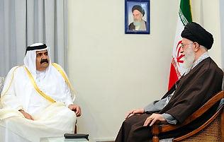 The Odd Couple: Iran and Qatar