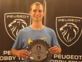 2.Platz für Matthias Wolf bei den Flötzersteig Open 500