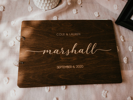 Marshall Wedding | September 2020