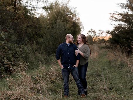Brittney + Jacob | October Engagement