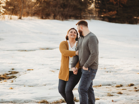 Jacob + Chelsey | March Engagement 2020