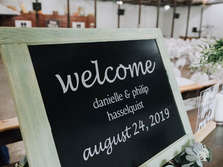 Phil + Dani Hasselquist | August 2019