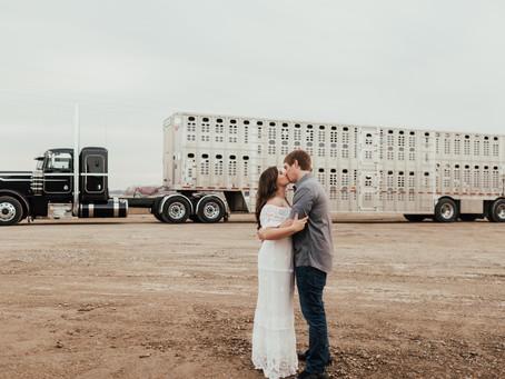 Dillon + Megan | March Engagement 2020