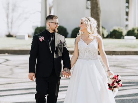 Wes + Mindy Jimenez | April Wedding