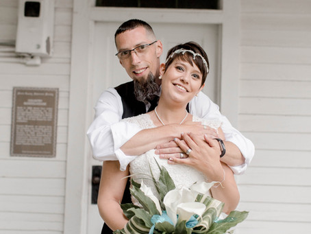 Ron + Tara Dunford | June Wedding