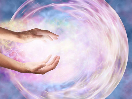 "Missing ""in-person"" reiki sessions? Try distant healing instead..."