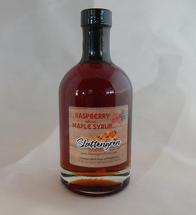 Raspberry Maple Syrup