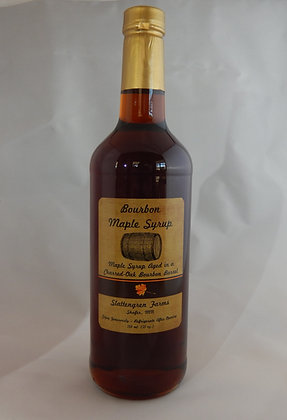 Large Bourbon Maple Syrup