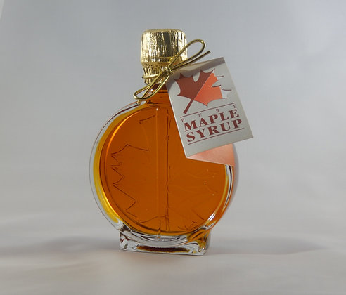 Round Leaf Maple Syrup