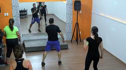 Zumba e Rit Dance Fitness