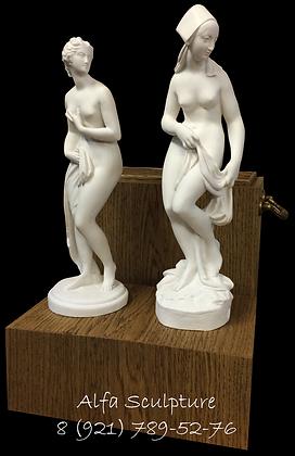 Статуэтки парные 45см (статуэтки интерьерные)