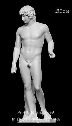 Антиной 210см (гипсовая статуя)
