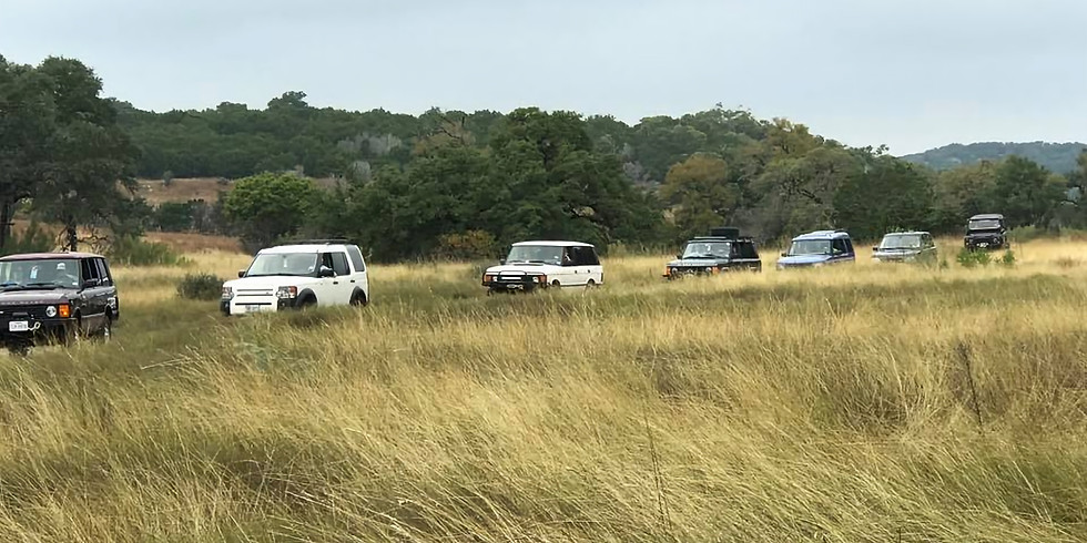 Hill Country Rover Rally (2)