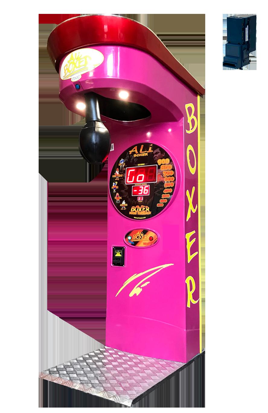 купить игровые автоматы боксерская груша
