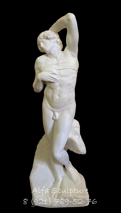 Умирающий раб (копия Микеланджело) 92см