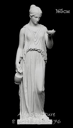 Геба 165см (гипсовая статуя)