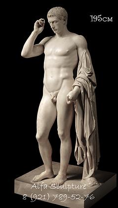 Германик 195см (скульптура из гипса)