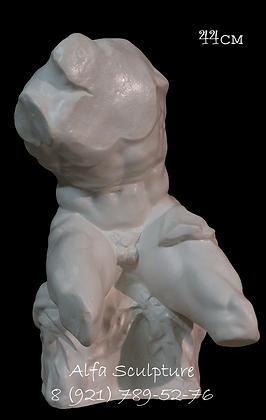 Торс Бельведерский 44см (статуэтка для интерьера)