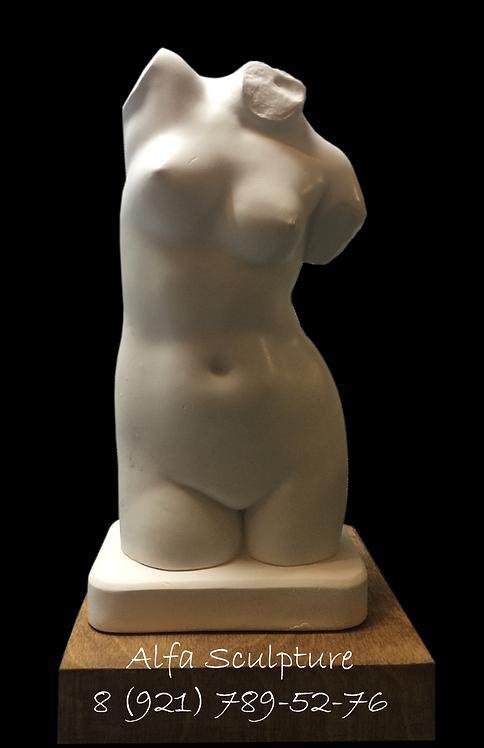 Торс Венеры 23см (статуэтка для интерьера)