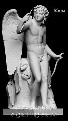 Амур триумфатор 165см (гипсовая скульптура)